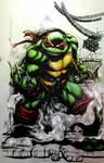Raphael (TMNT) - colors