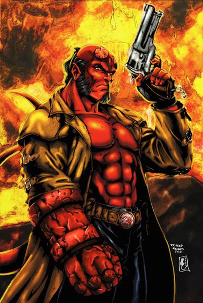 Hellboy (colors)