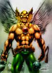 Hawkman (colors)