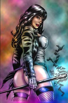 Zatanna (quick colors)