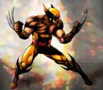 Wolverine (quick colors)