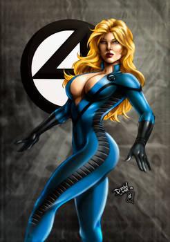 Sue Storm (colors)