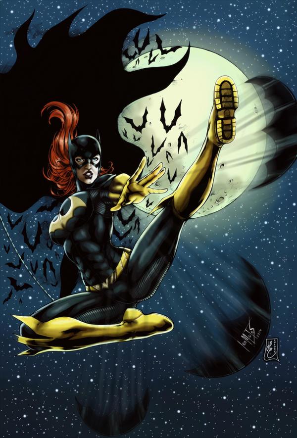 batgirl new 52 wallpaper -#main