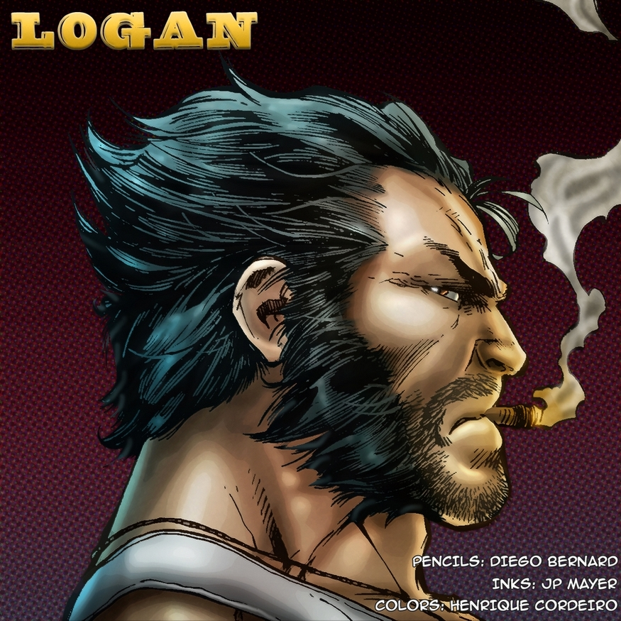 LOGAN - colors warmup by FantasticMystery