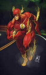 Flash by FantasticMystery