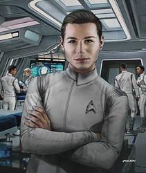 Star Trek Discovery - Off of the Spotlight by Jemppu