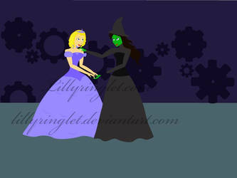 WIP 2 Wicked by Lillyringlet