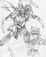 ZERO and Riku by Linkinpark30101