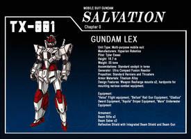 Gundam Lex Profile by Linkinpark30101