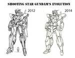 Shooting Star Evolves by Linkinpark30101