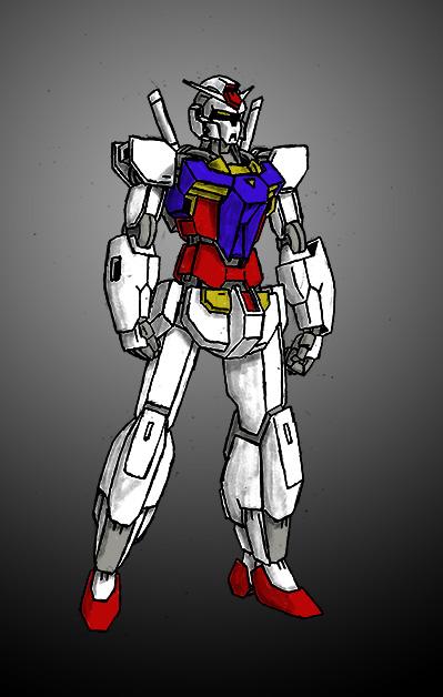 Luna Genus Style RX-78-2 Gundam by Linkinpark30101