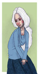 Blue by Segundus