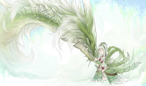 [MHF] Blessing by 6903Viola