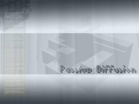 Passive Diffusion 1