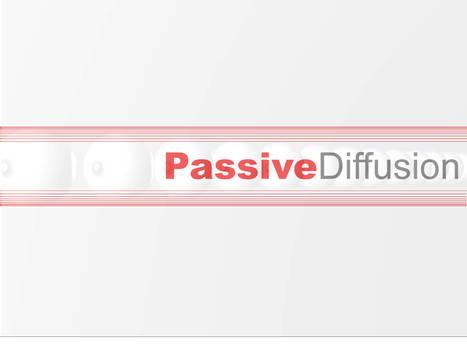 Passive Diffusion minimal