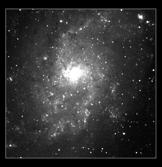 Pinwheel Galaxy by fusionmoth