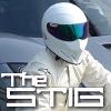 The Stig Icon by ImperilSheryl