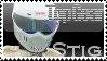 Stig Stamp by ImperilSheryl