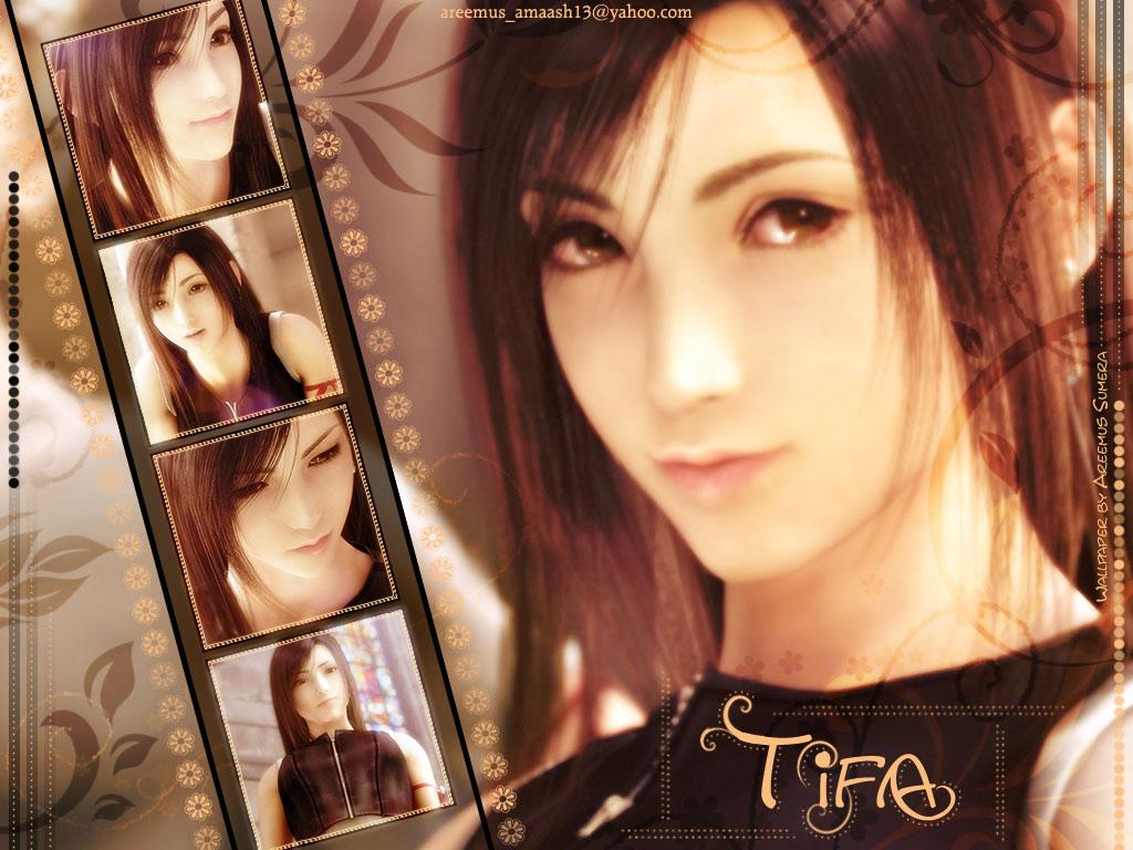 Tifa Lockhart Final Fantasy Artwork Hd Fantasy Girls 4k: The Hottest Tifa Lockhart Cosplays