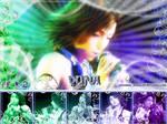 Yuna coloured Walle