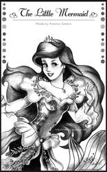 Ariel-The Little Mermaid-Contest Entry by areemus