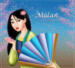 Mulan for contest entry