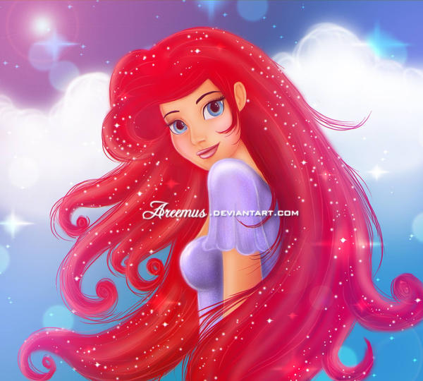Ariel-Part-of-your-wrold