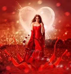 Valentine-Challenge~ by areemus