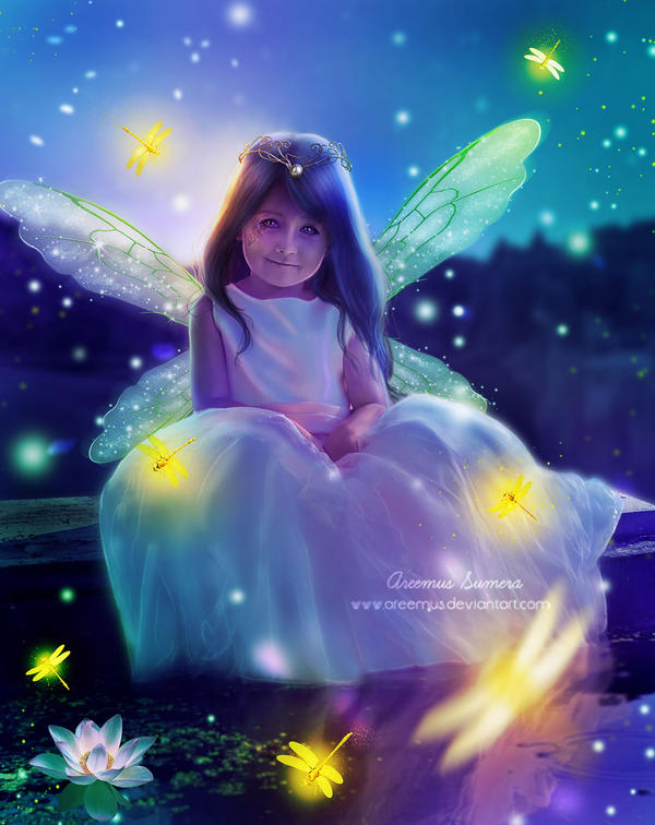 Little Fairy Of Night-Lets the magic begin