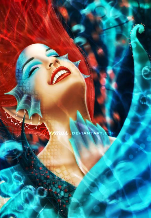 Dreams of you (Digital Painting)