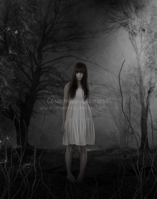 In the Dark I Stand Alone by areemus