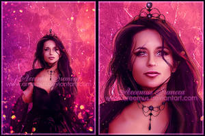 Violetta-Book Cover Challenge by areemus