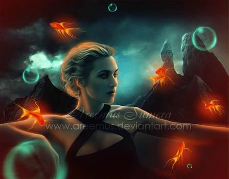 Dreaming among the goldfish
