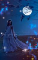 Night Walker by areemus