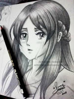 Mitsuha from Your Name