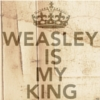 Weasley is My King Icon by whataboutren