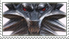 The Witcher STAMP by Goterinamon
