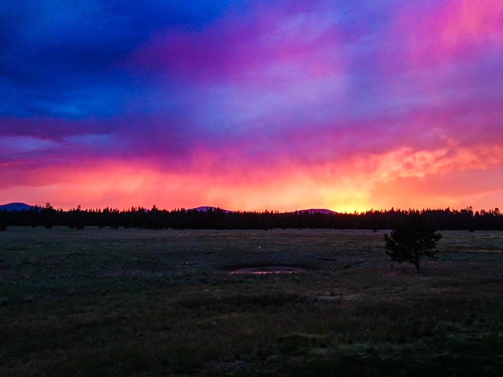 Sunset 3 by Deerhurst556