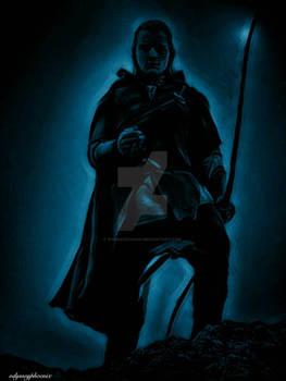 Legolas night guardian