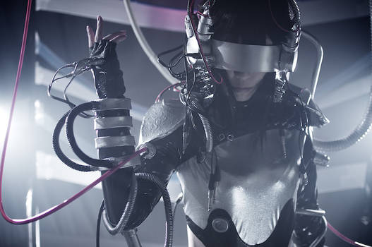 GHOST IN THE SHELL Motoko