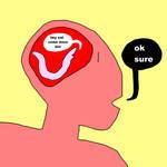 Worm brain