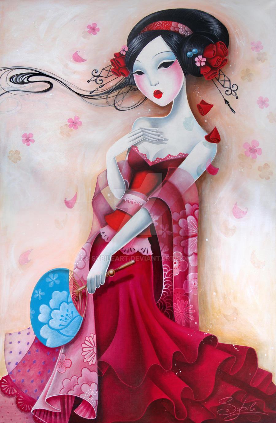 Uchiwa by LadySybile