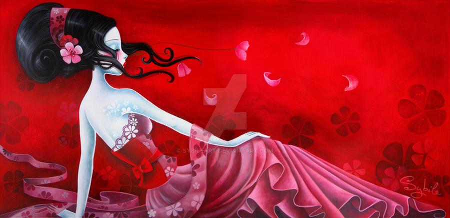 Enchanted Breeze by SybileArt