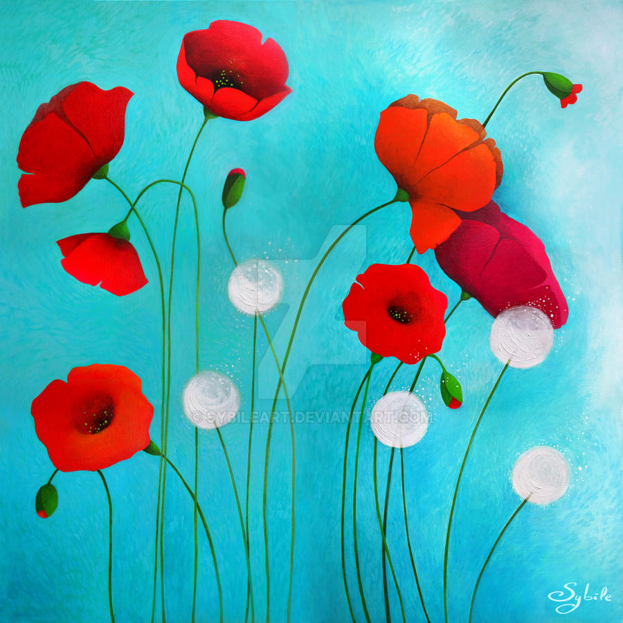 Poppy by Sybile by LadySybile