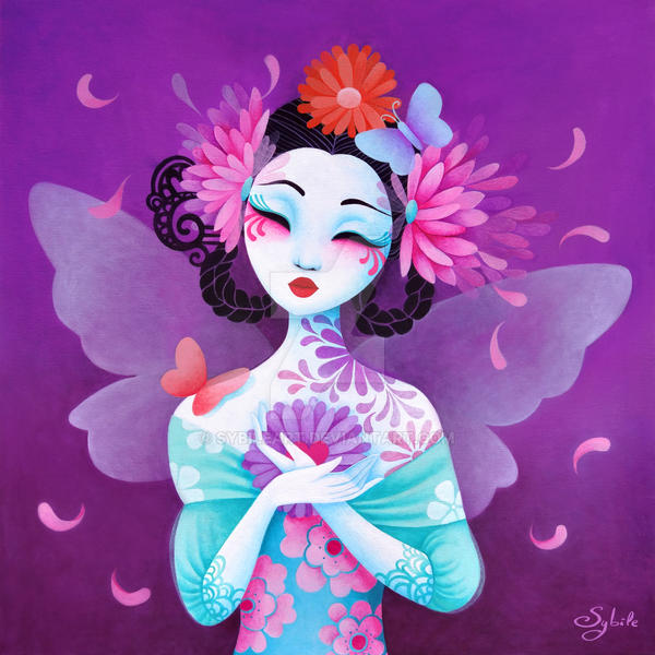 Fairy Queen by SybileArt