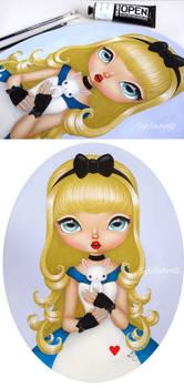 Big Eyes Alice