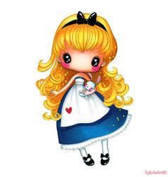 Tiny Alice by SybileArt