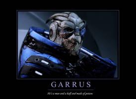 Garrus by Azint