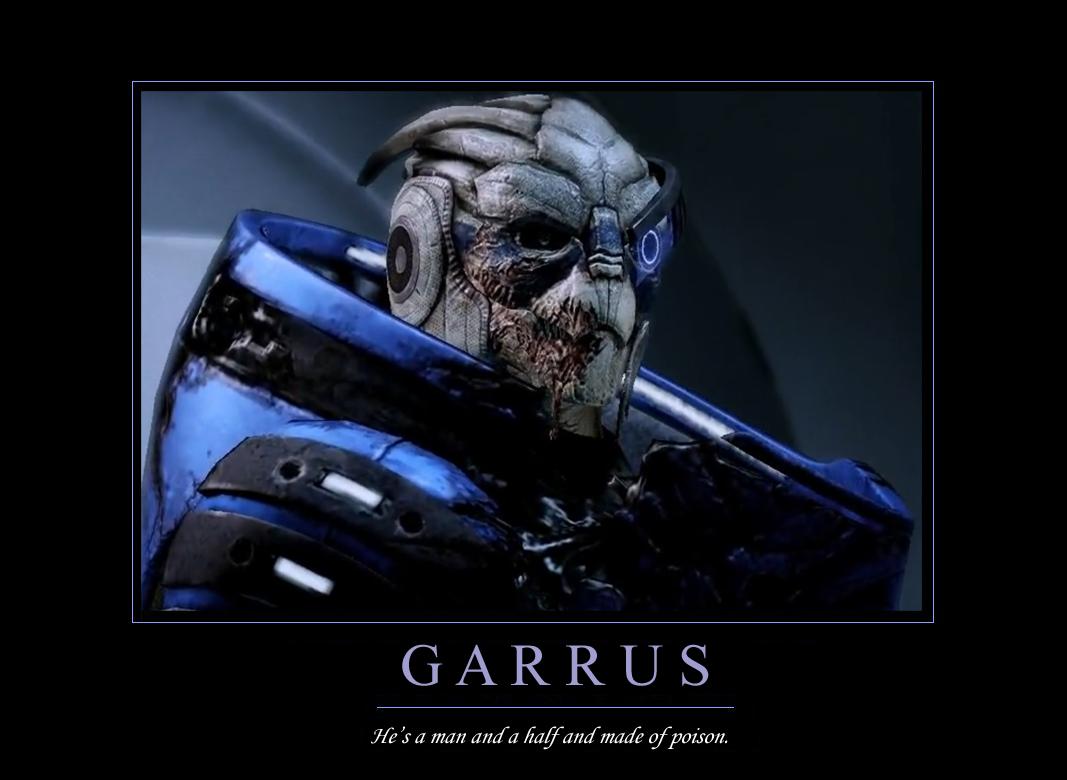 Garrus By Azint On DeviantArt