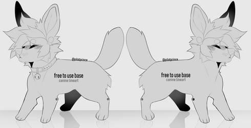 [ F2U ] doggo base